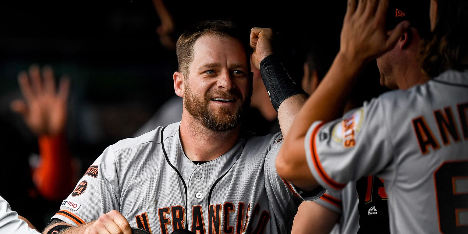 Red-hot Giants complete 4-game sweep
