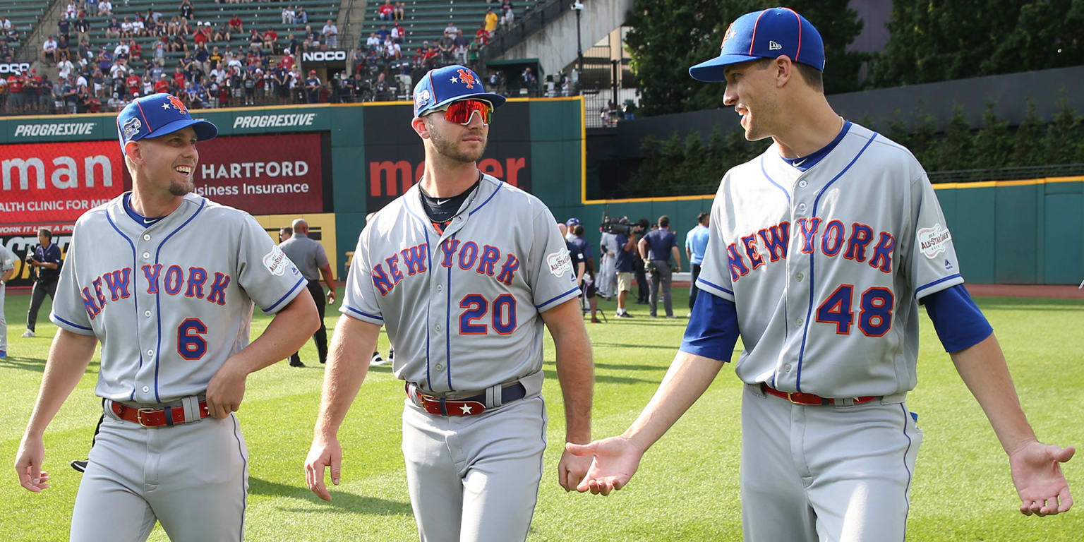 How Mets' Opening Day roster is shaping up