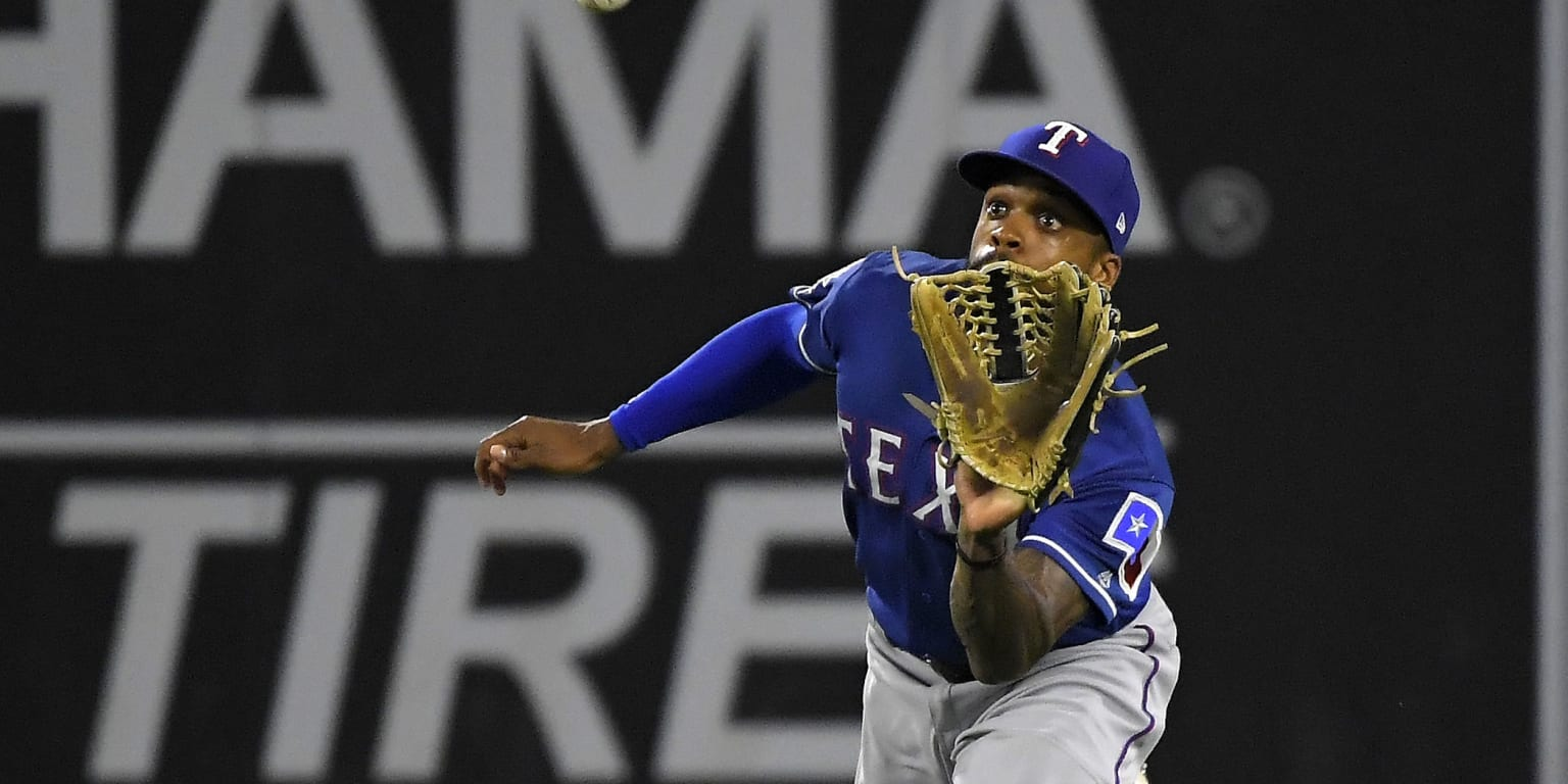 DeShields eager to state case as everyday CF