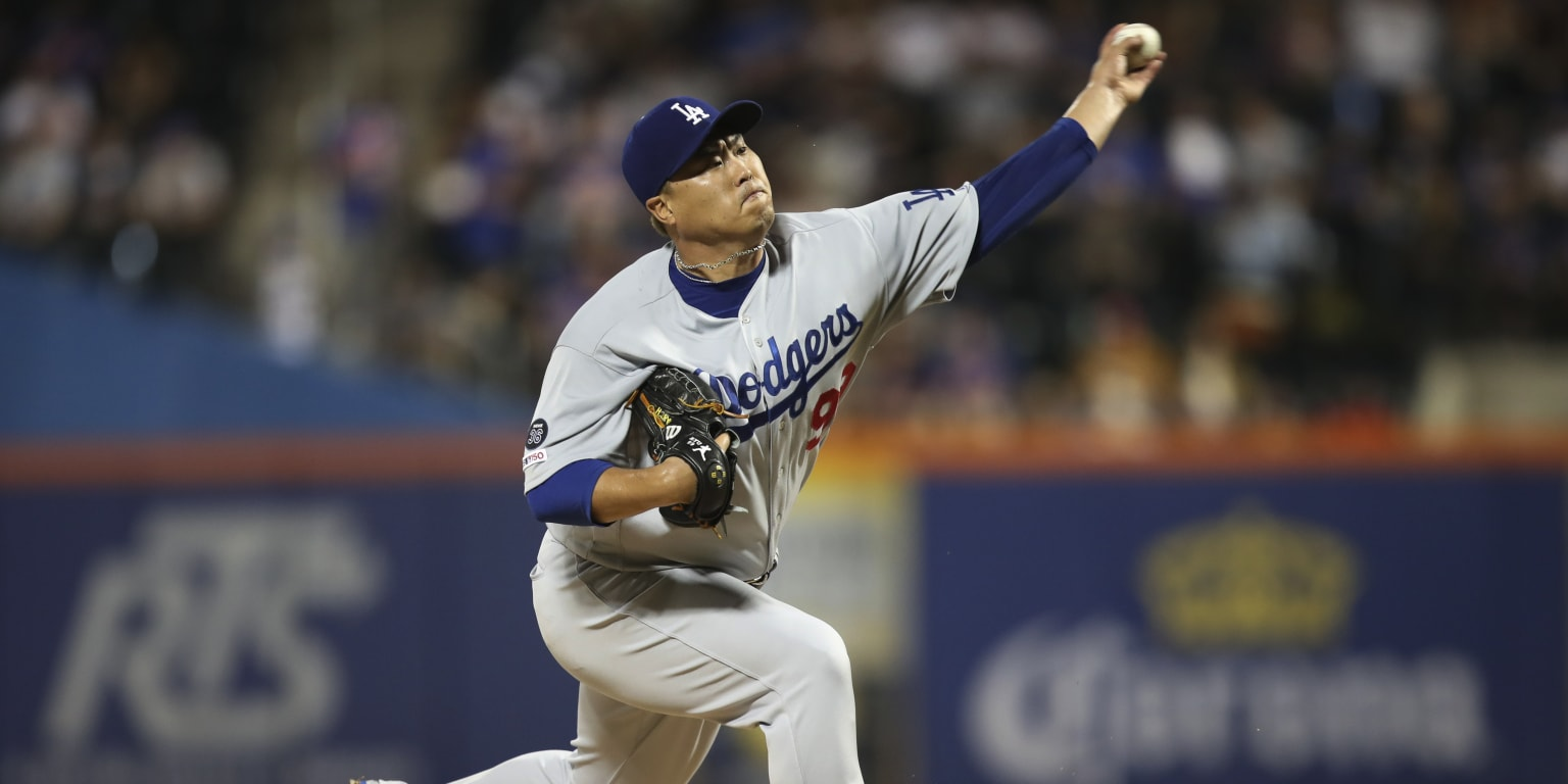 Ryu looks like old self in scoreless outing
