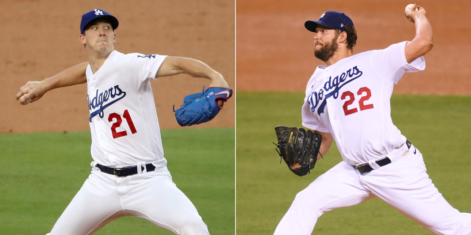 Buehler, Kershaw to open Wild Card Series