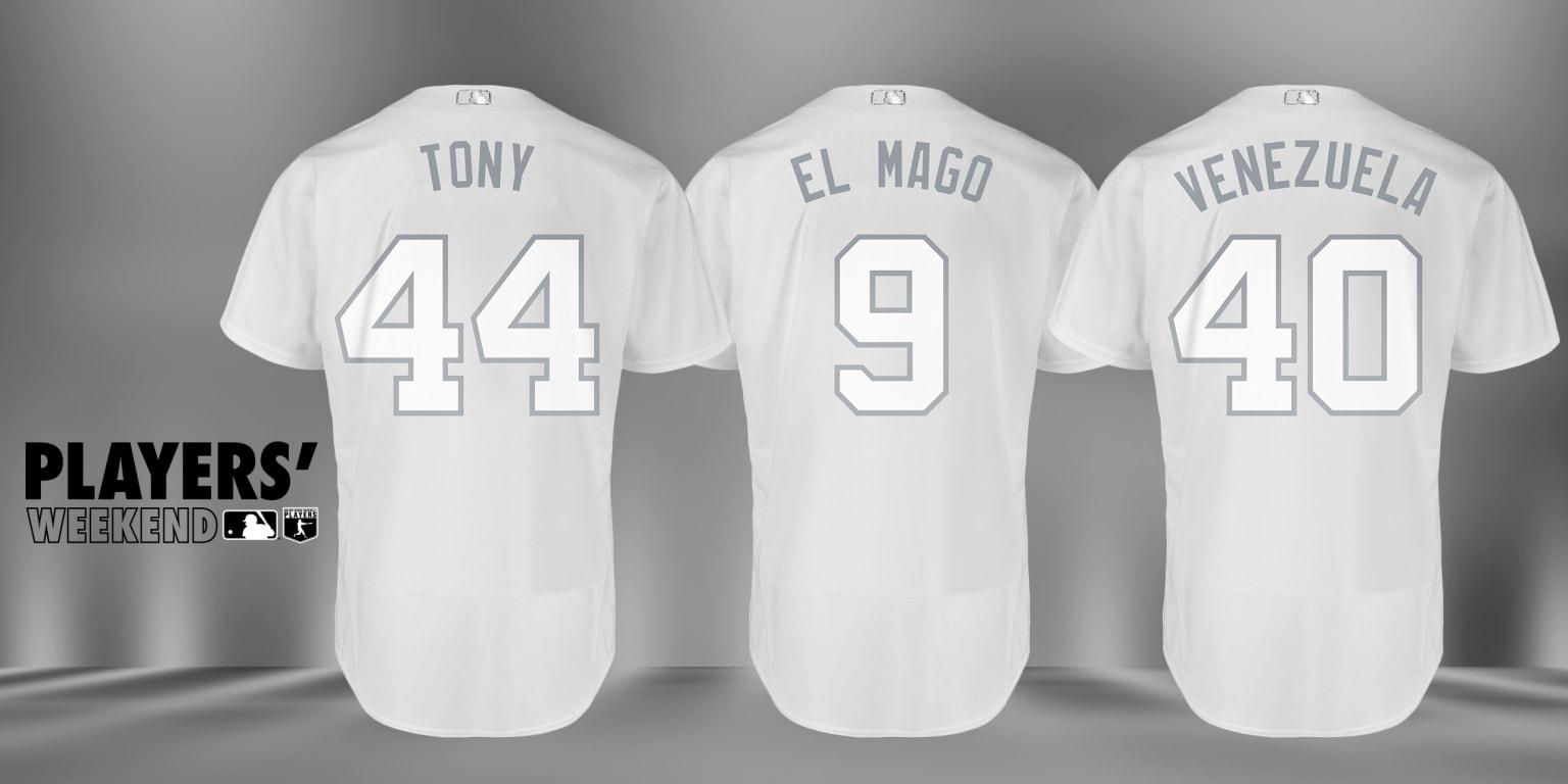 buy popular 71eee a1a8f Cubs' Players' Weekend nicknames | MLB.com