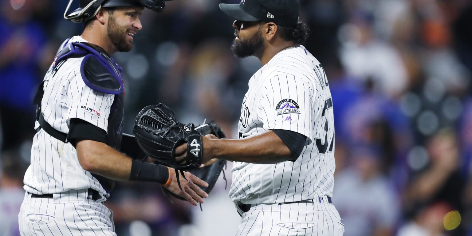 Diaz's dominant September continues for Rox