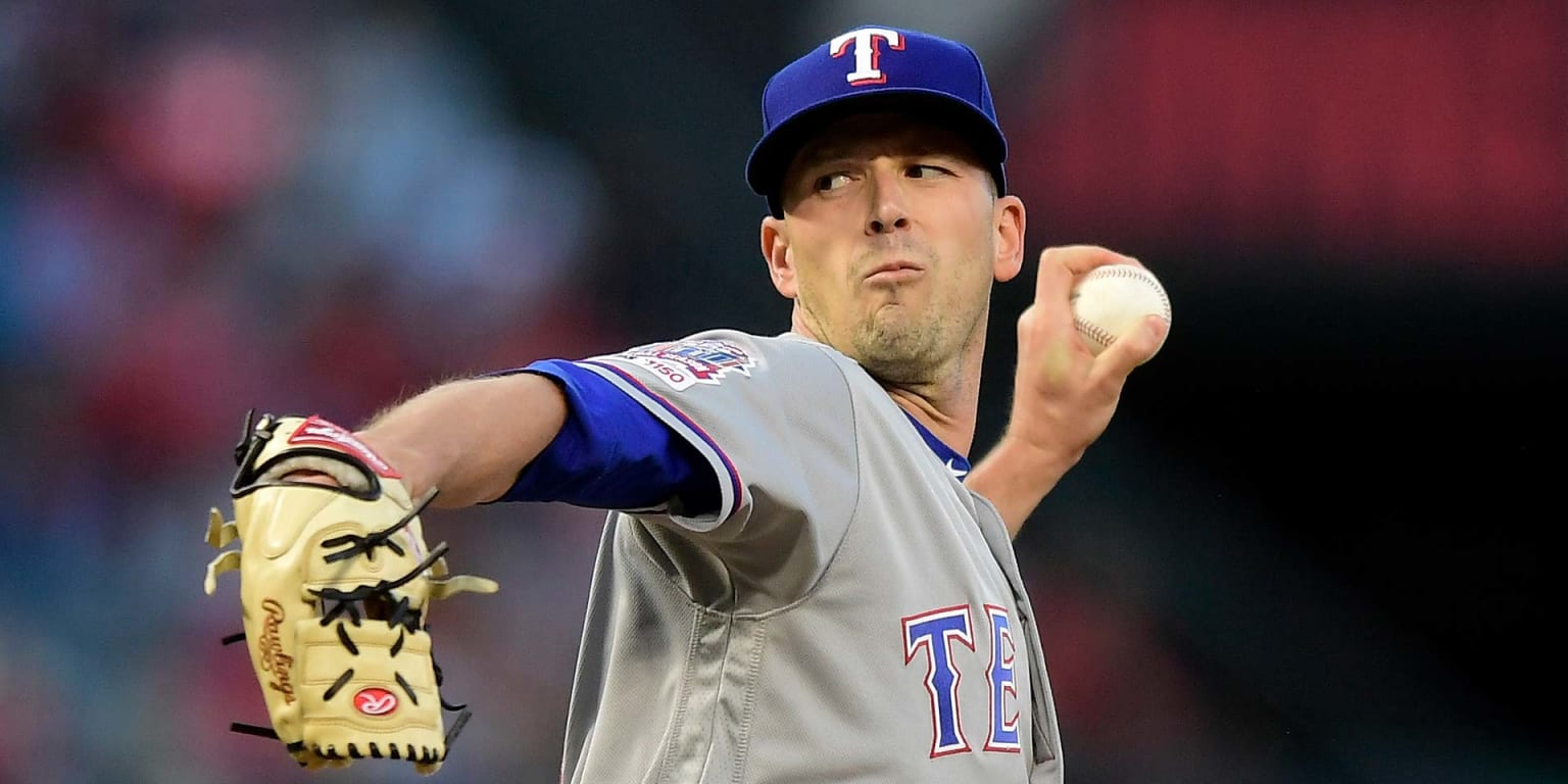 Rangers happy to get Smyly's first win since '16