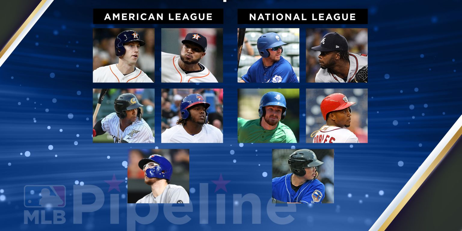 Predicting 2019 Rookie Of The Year Candidates Mlbcom
