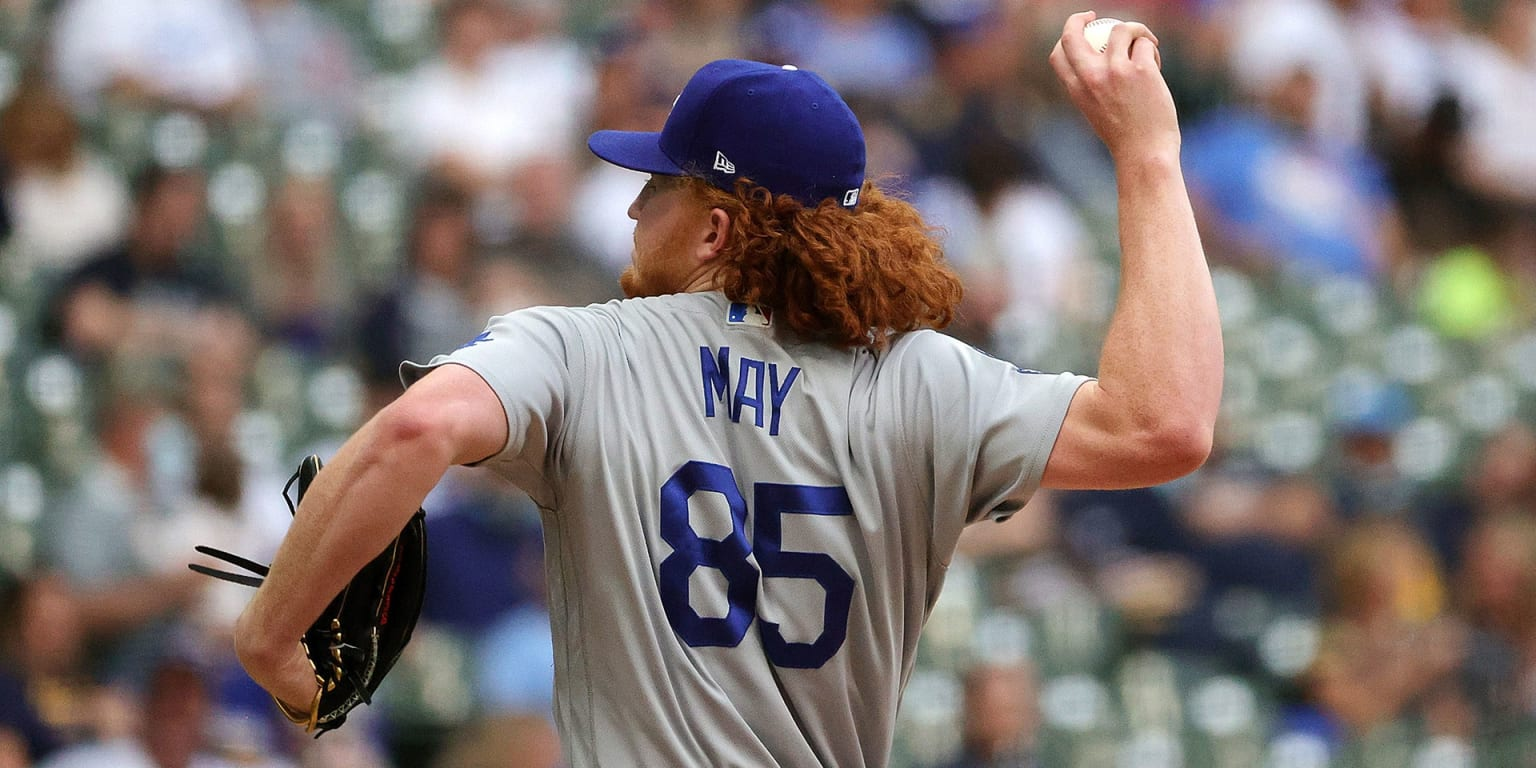 Dustin May lands on IL; Knebel to 60-day thumbnail