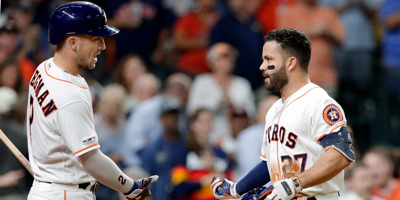 The Astros are in the postseason ... now what?