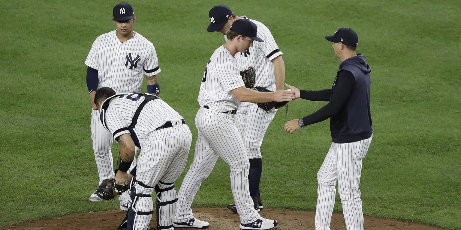 Will pitching haunt Yankees come October?