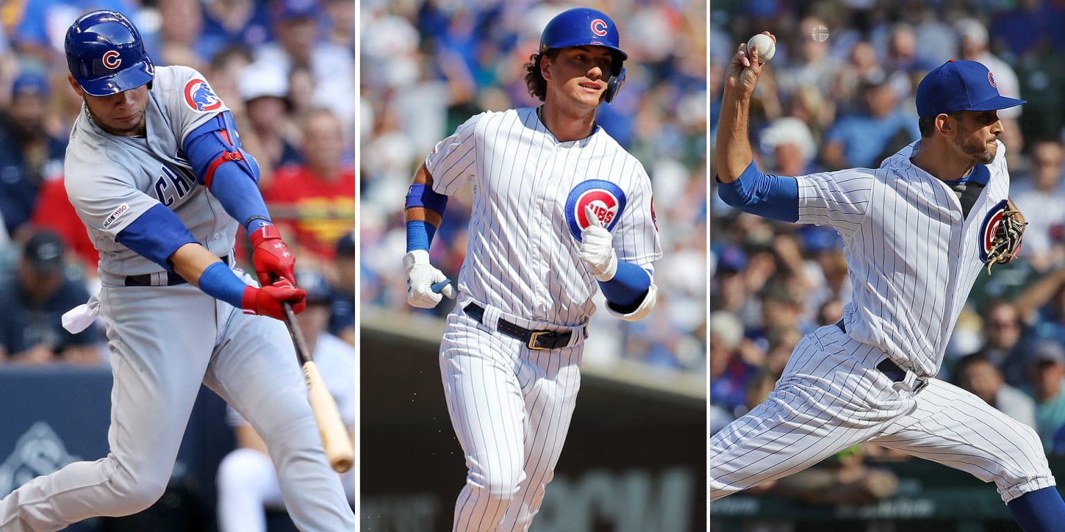 How potential Cubs playoff roster may look