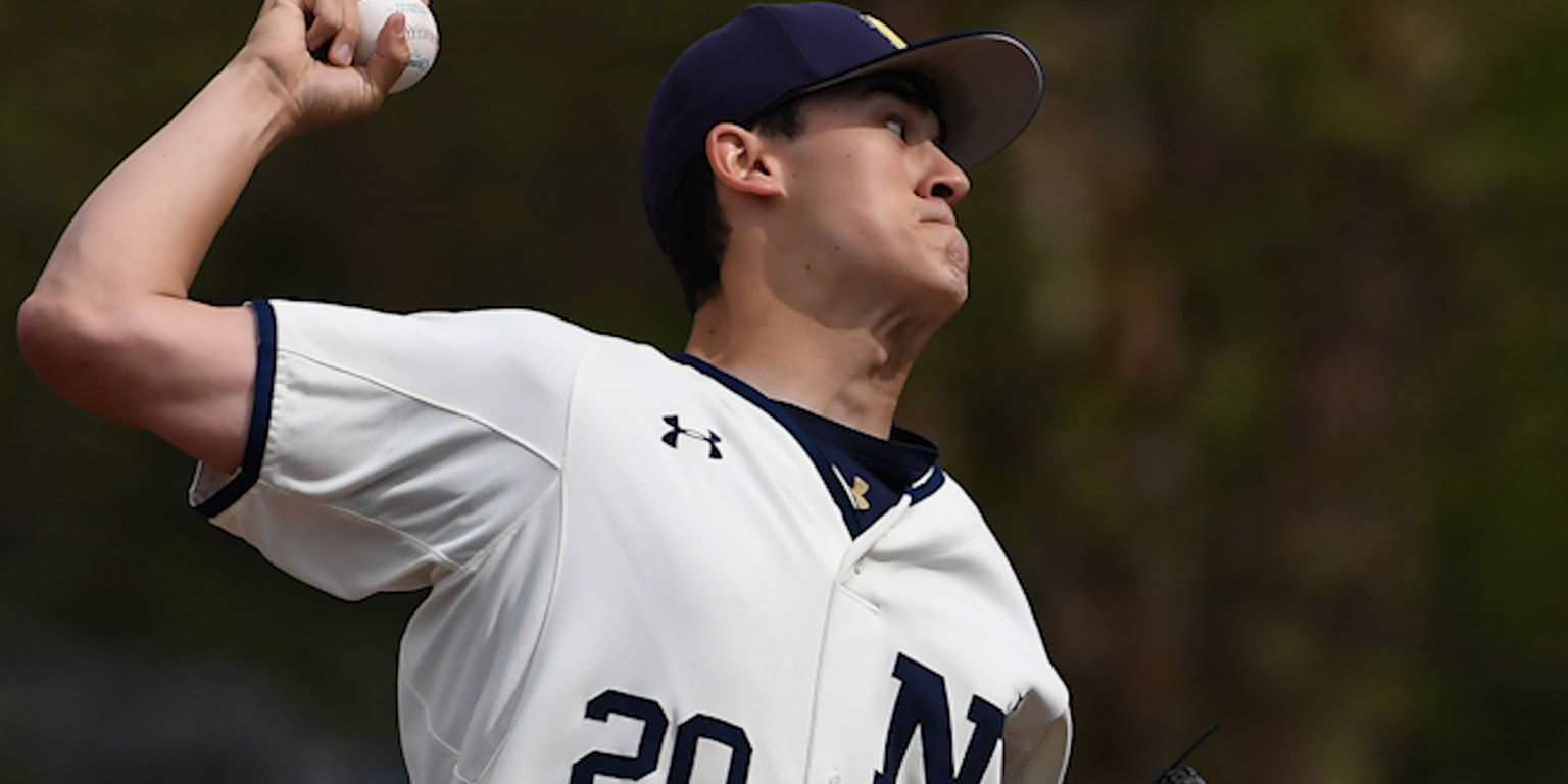 Red Sox sign Naval Academy grad Song