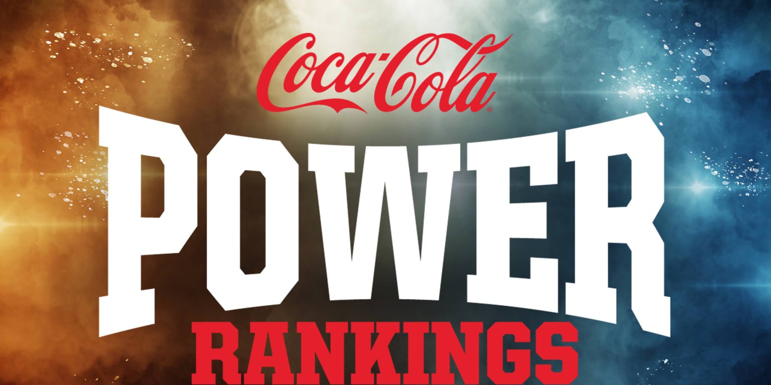 Power Rankings as races sizzle down stretch