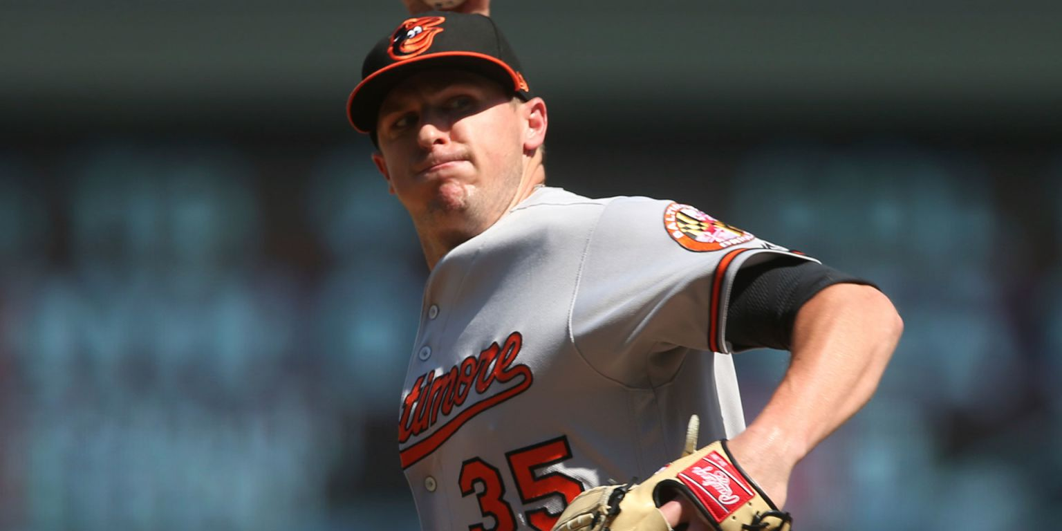 Braves land righty reliever Brach from O's