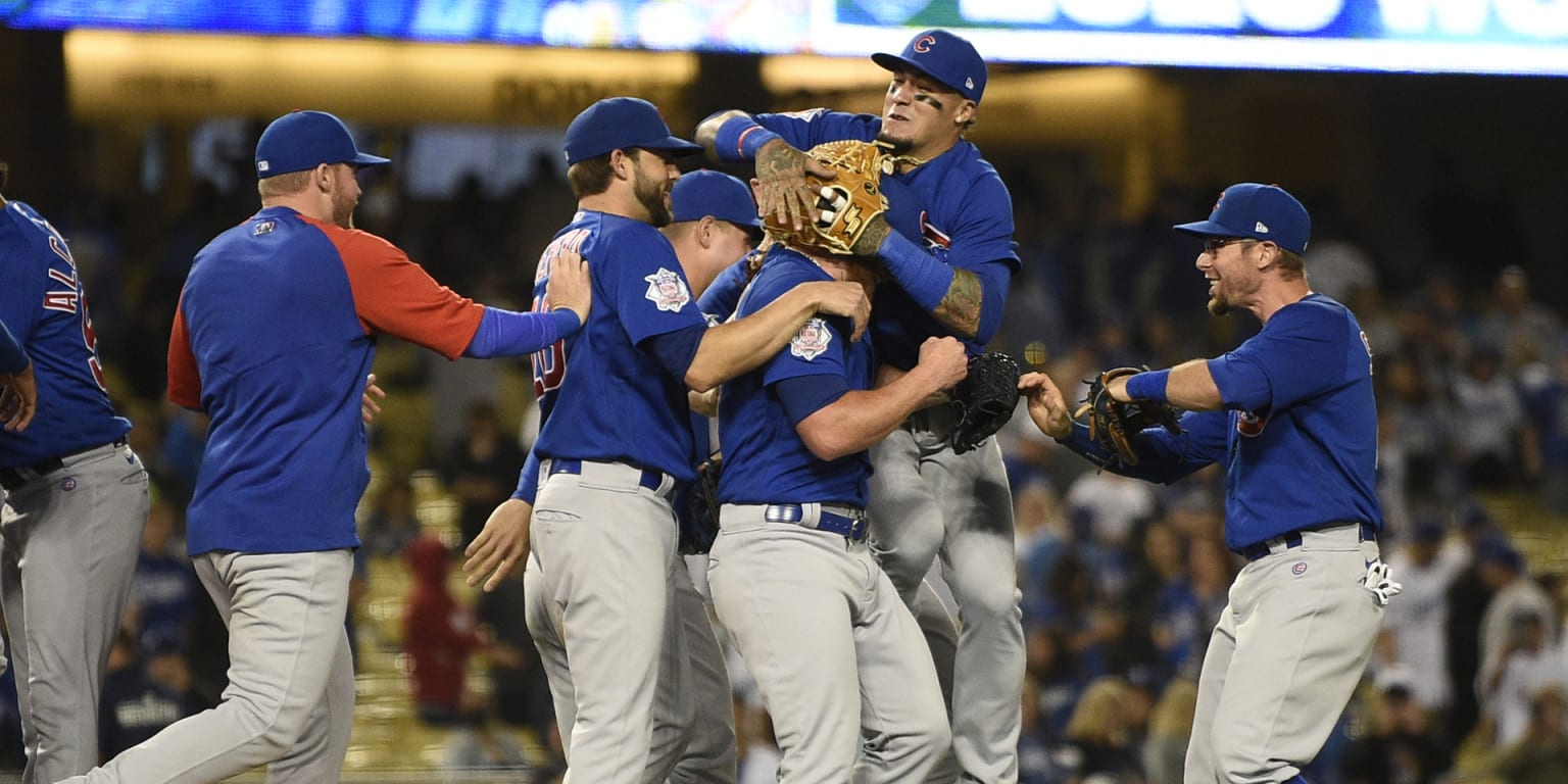 Cubs no-hit LA for record-tying 7th of 2021