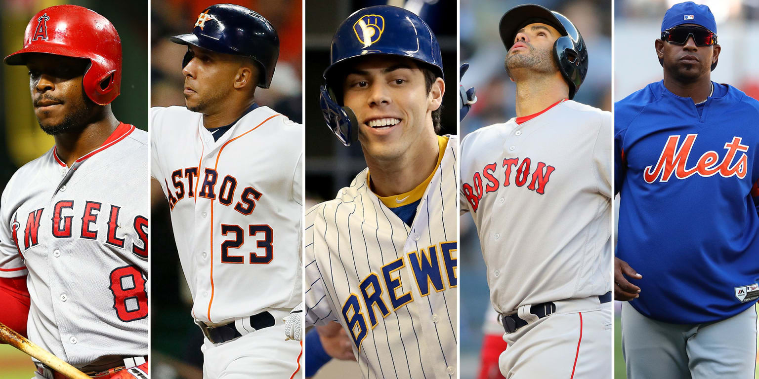 Top 10 left fielders of the decade (so far)