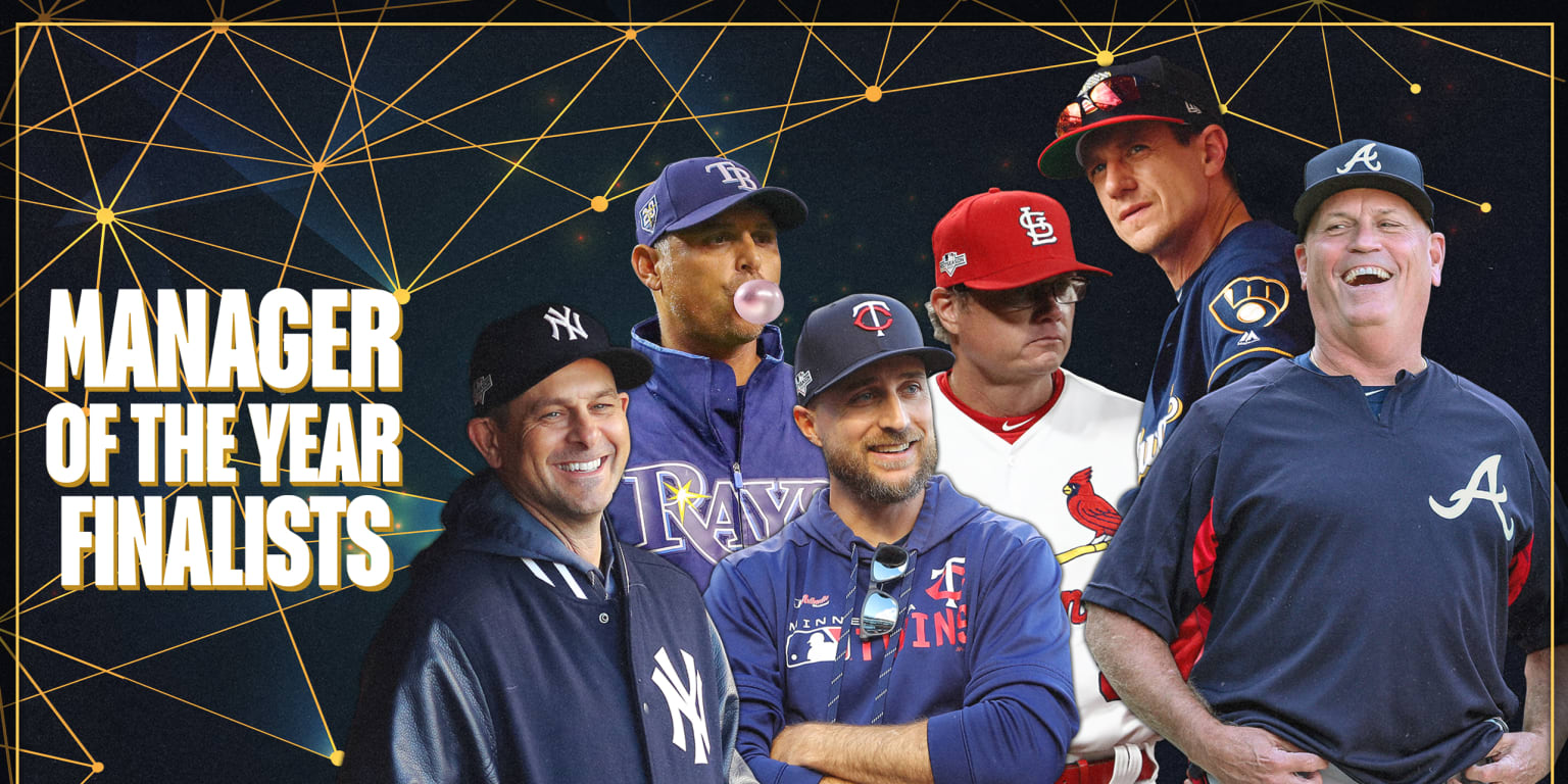 Case for each Manager of the Year Award finalist