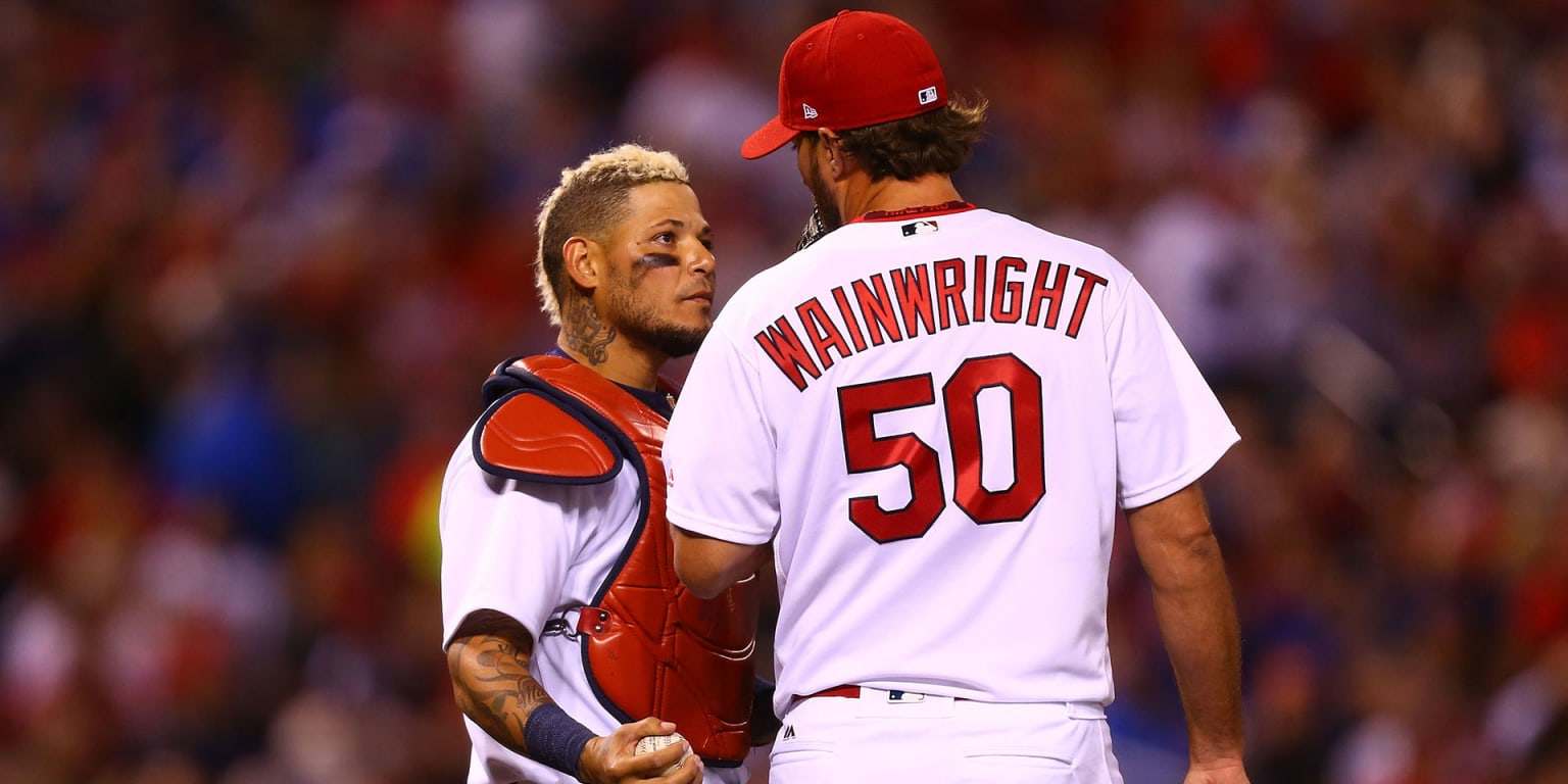 Batterymates Wainwright, Molina have 'telepathy'