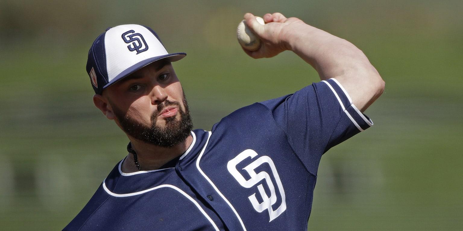Logan Allen, Cal Quantrill vie for rotation