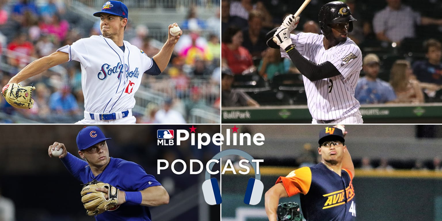 Podcast: Prospect Team of Year, recent callups