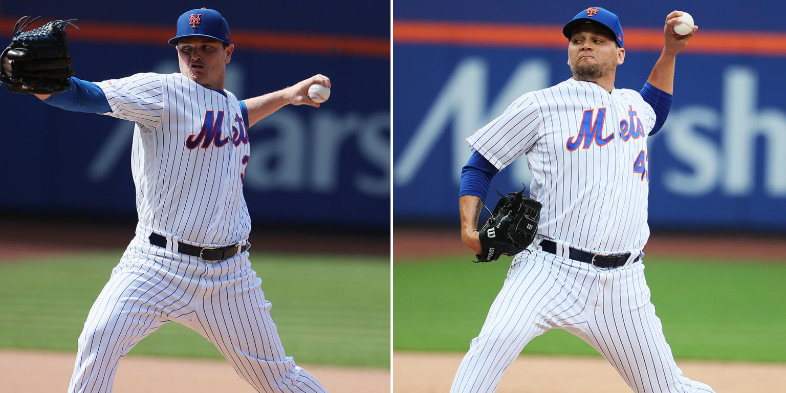 Lefty duo's turnaround keying Mets' surge