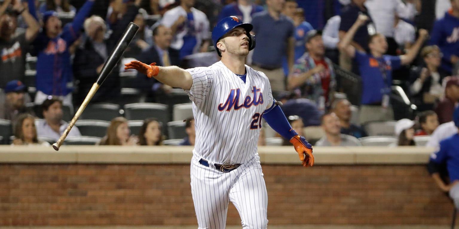 Pete Alonso Sets Mets Home Run Record Mlbcom