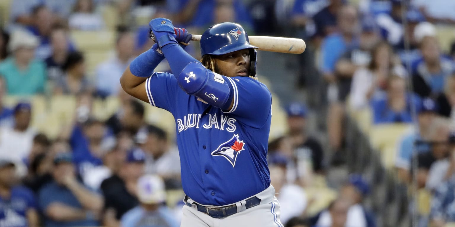 Vlad Jr. part of exciting wave of young stars
