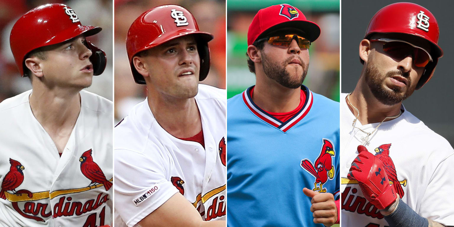 Cards' options for replacing Ozuna's production