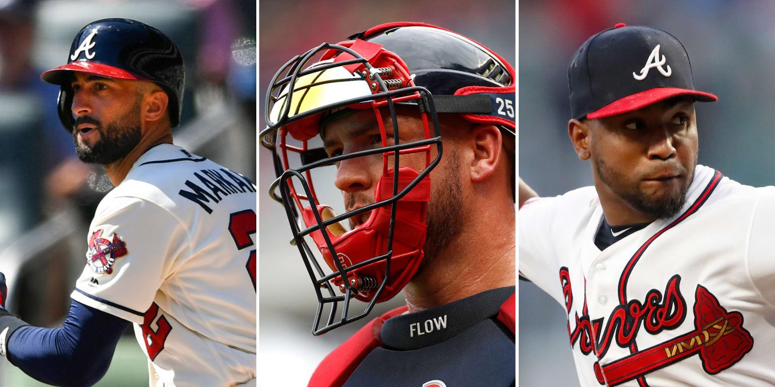 Inbox: Will Braves keep talented trio?