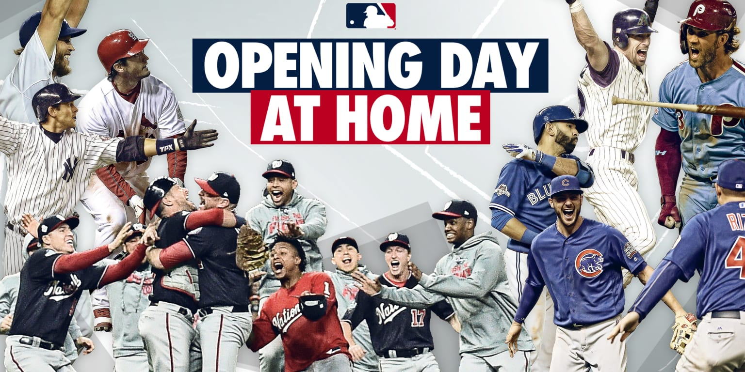 Rewatch 30 classics for Opening Day at Home