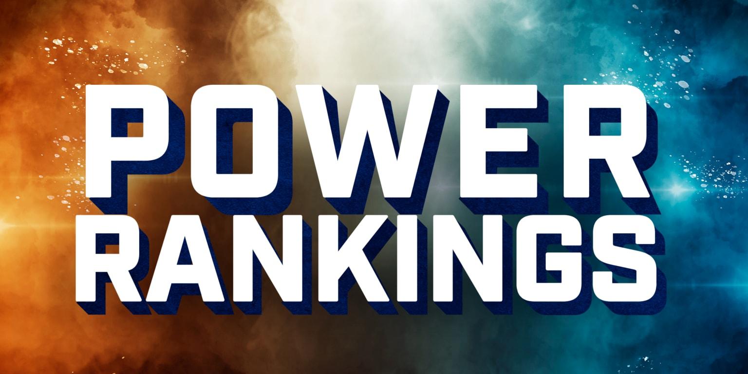 Where Power Rankings stand near Deadline