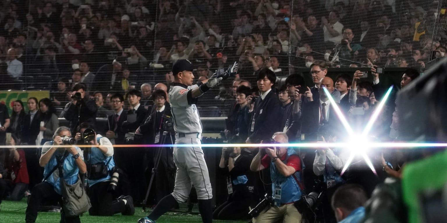 Ichiro in …