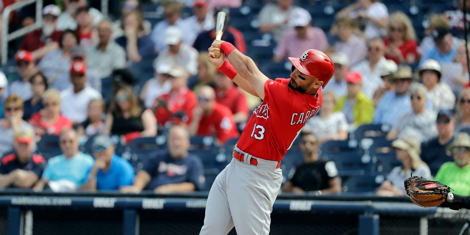 Cardinals Matt Carpenter feels healthy