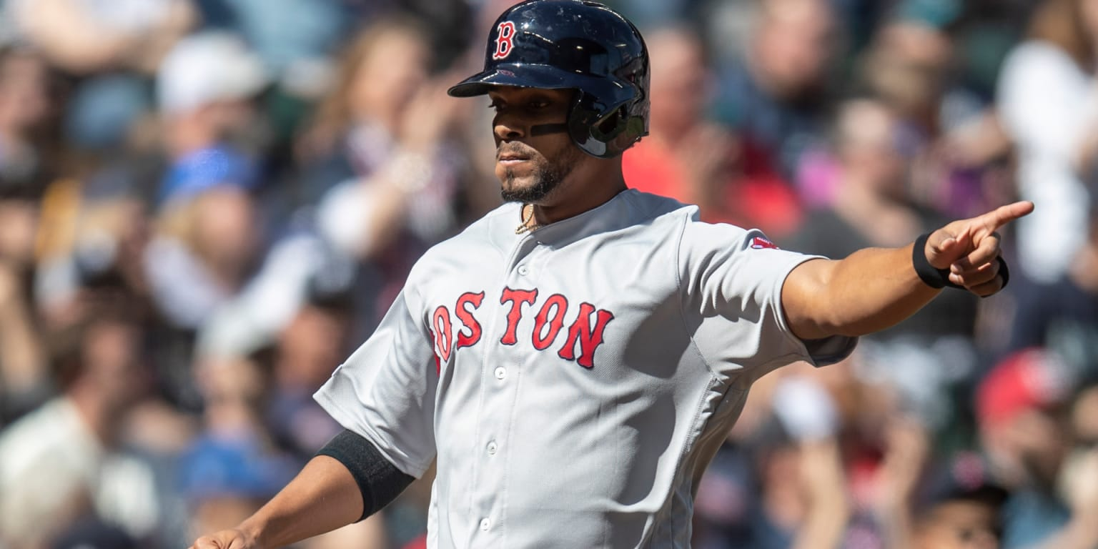 Xander Bogaerts Red Sox extension
