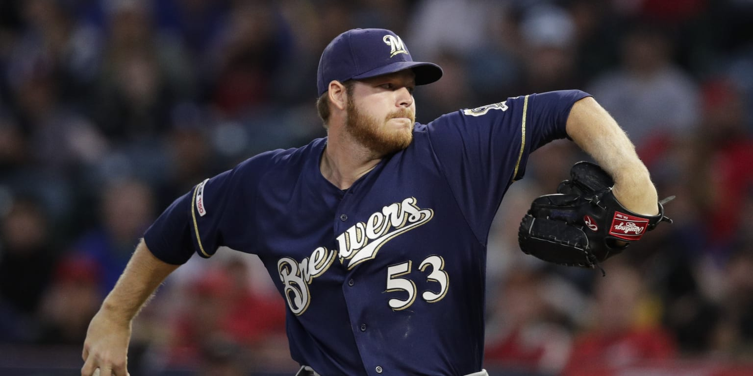 Brewers swept by Angels in 3-game series