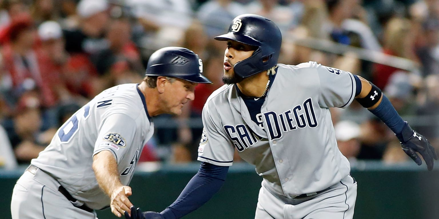 Padres win every series on road trip