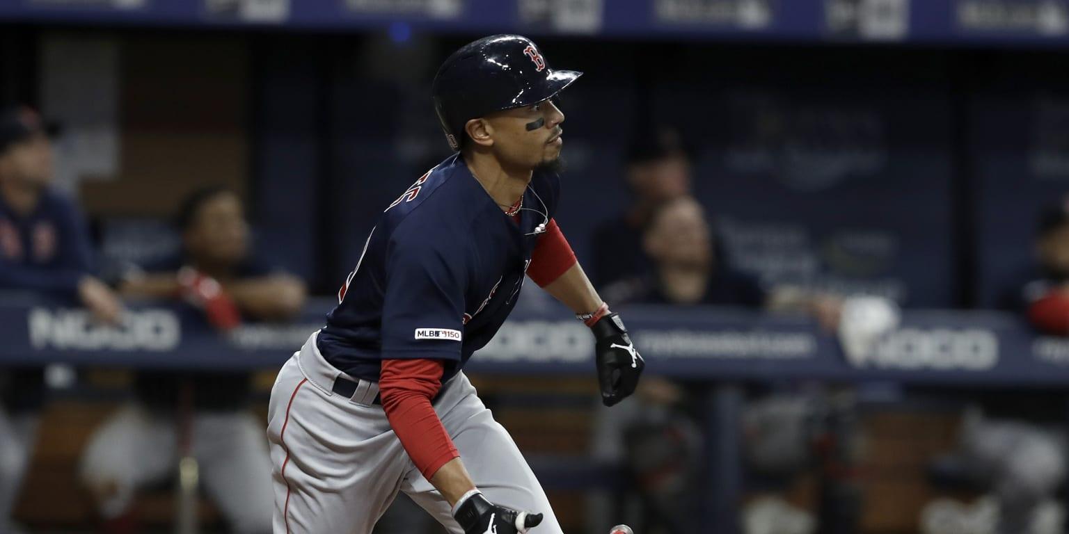 Red Sox belt three home runs win vs Rays