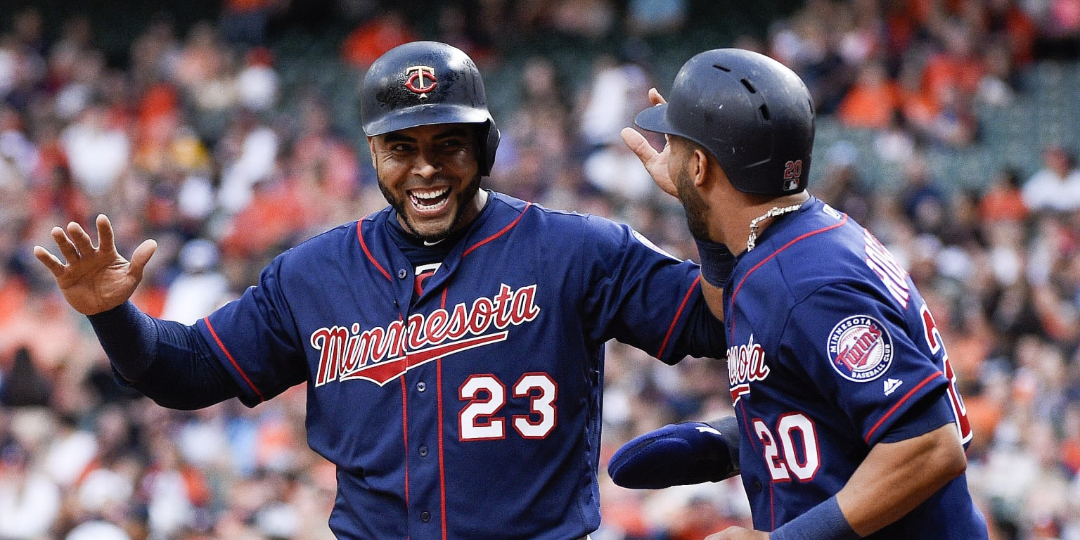how the twins became 2019 39 s surprising sluggers minnesota twins. Black Bedroom Furniture Sets. Home Design Ideas