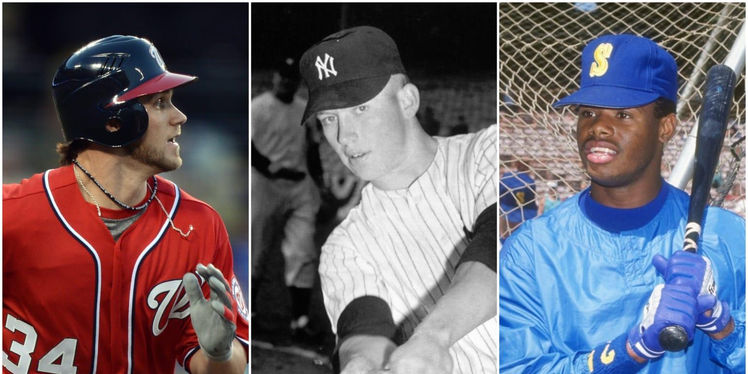 Most Anticipated Debuts In Baseball History Mlbcom