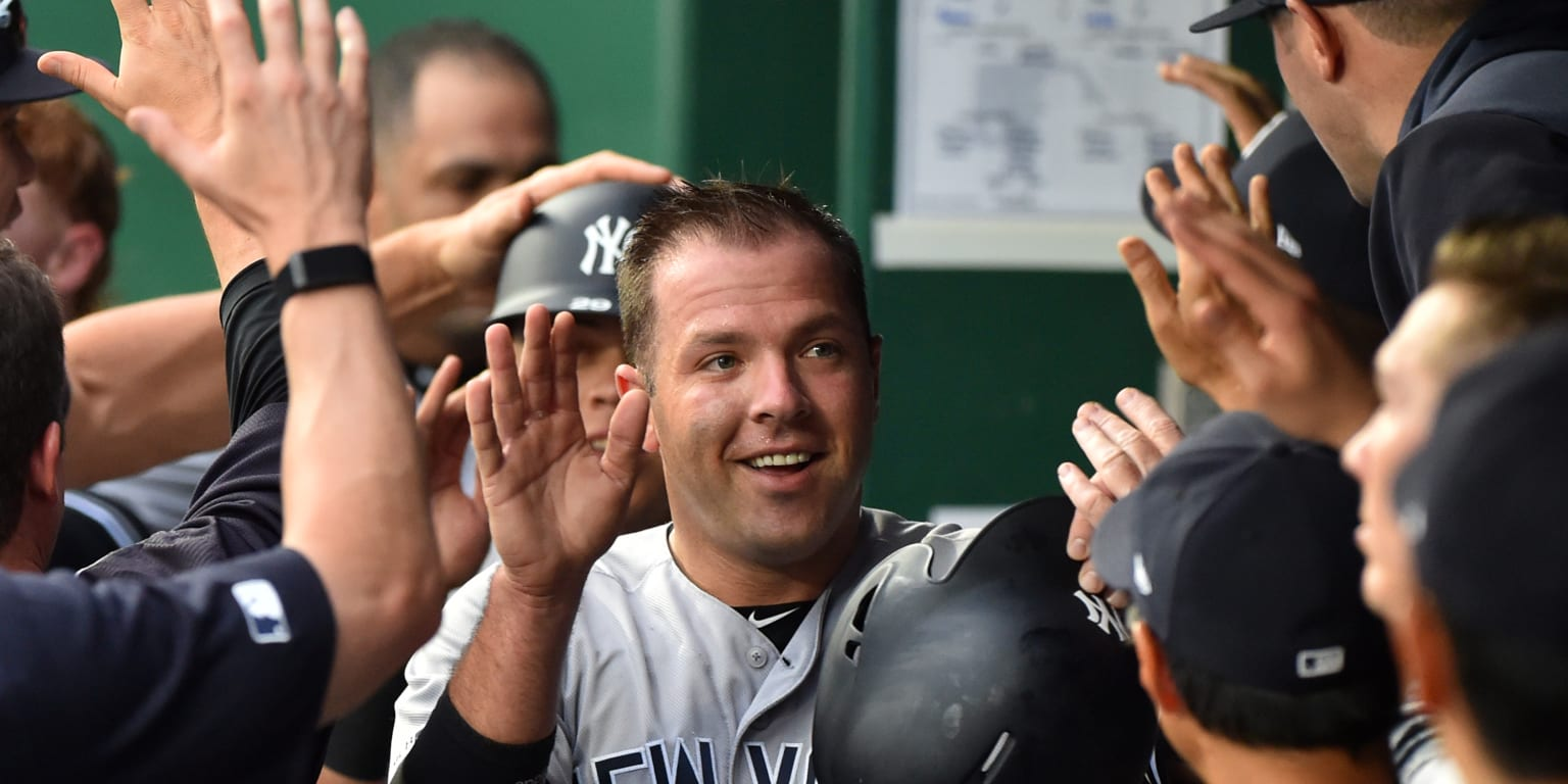 Yankees ride 5-run 2nd to 7th straight win