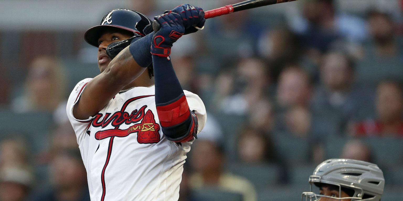 Acuna Jr.'s slam boosts Braves in wild slugfest