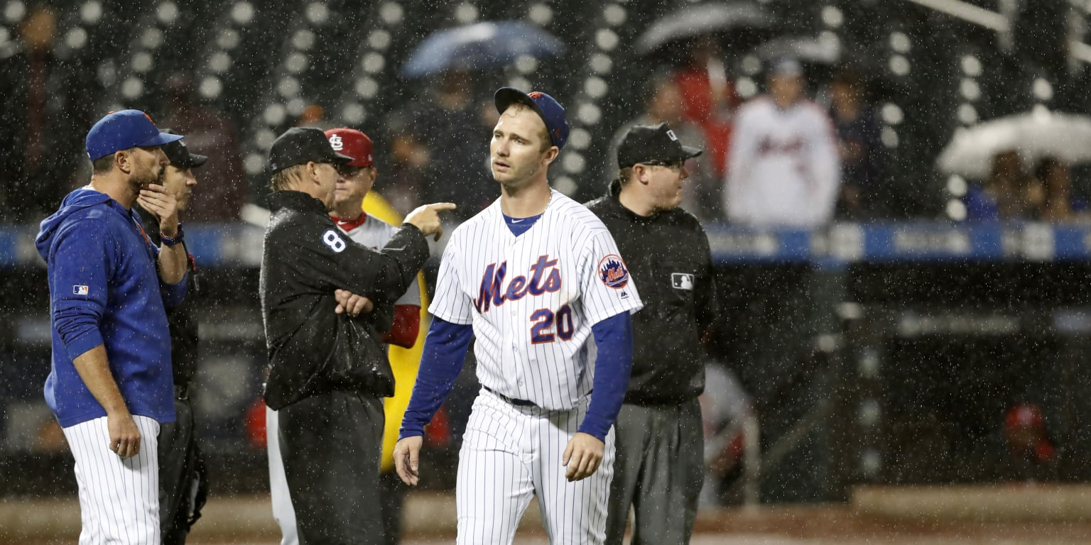 Cards-Mets suspended after Cards tie it in 9th