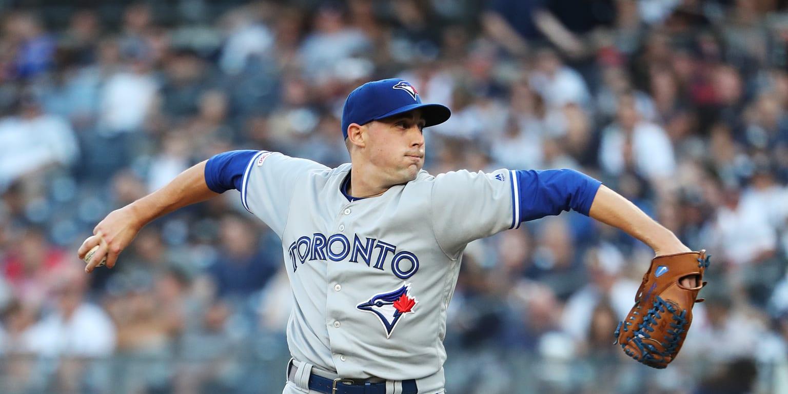 Sanchez fades in promising start vs. Yankees