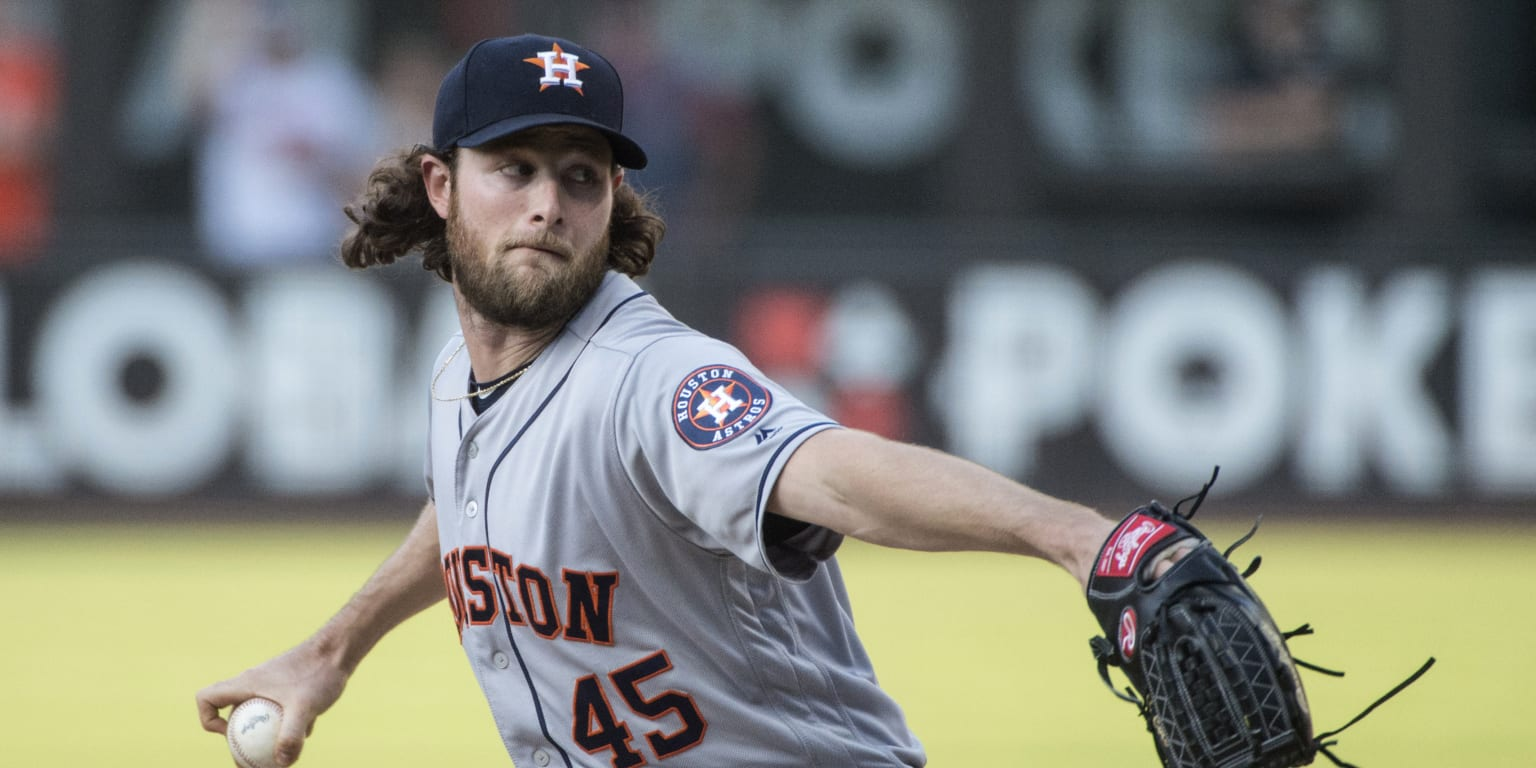 Astros optimistic Cole will miss only one turn