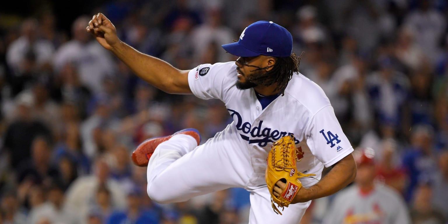 Dodgers sticking with Kenley Jansen | Los Angeles Dodgers