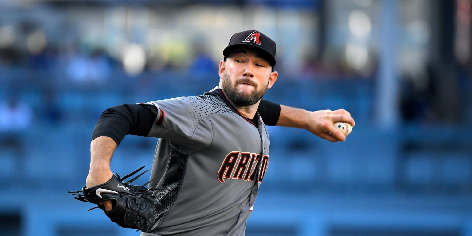D-backs' roll interrupted by Dodgers' Maeda