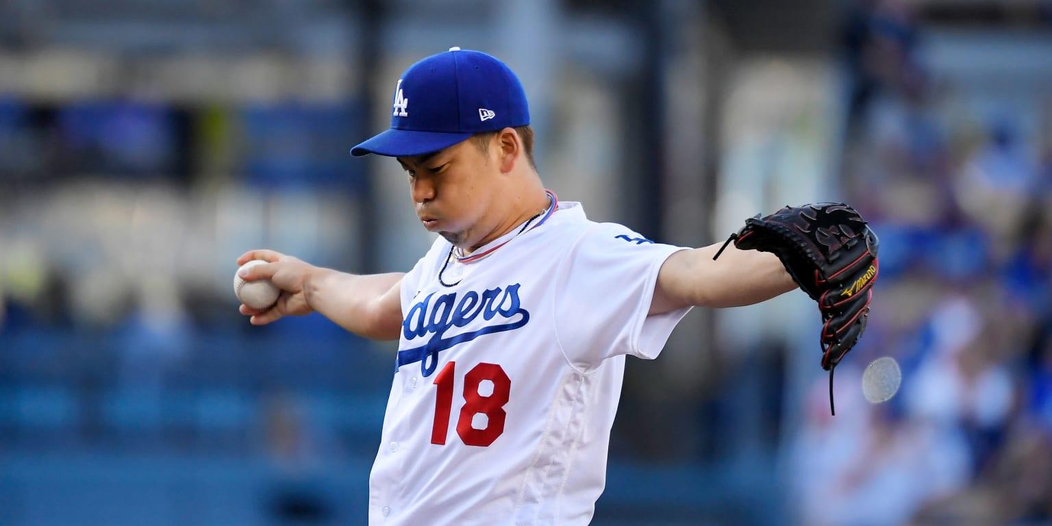 Maeda returns to form as LA blanks D-backs