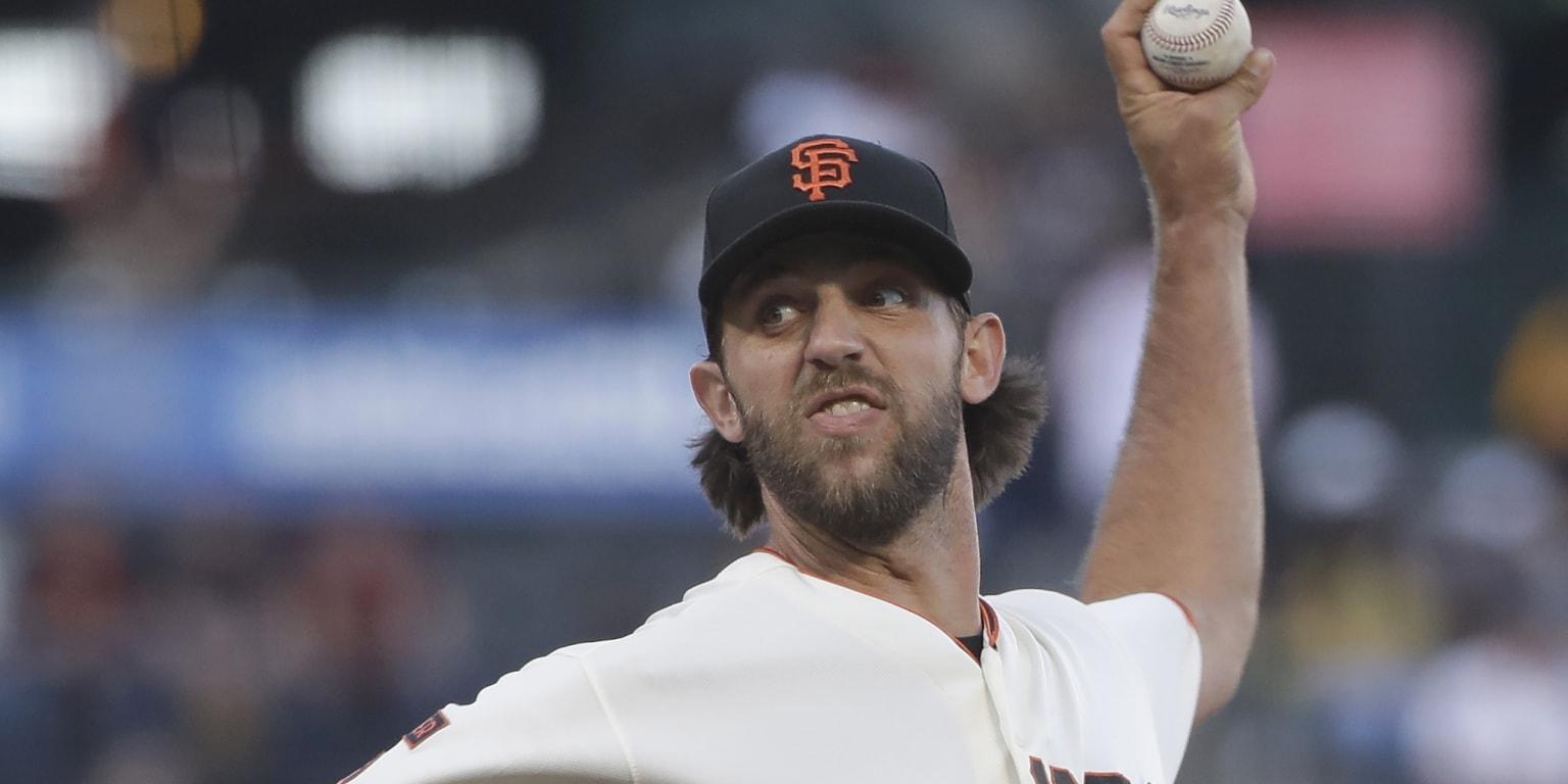 Bumgarner's gem pulls Giants back to .500