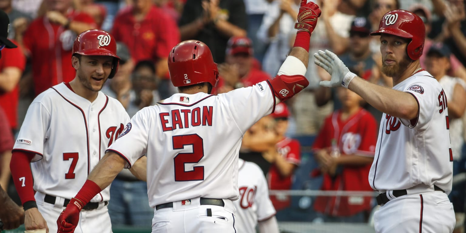 10-run inning helps Nats finish emphatic sweep