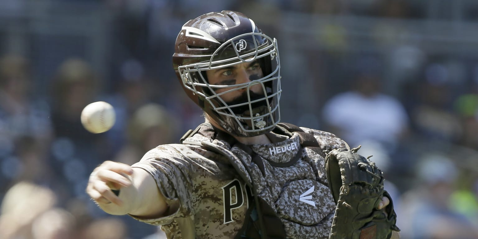 Hedges on Gold Glove: 'I should win it'