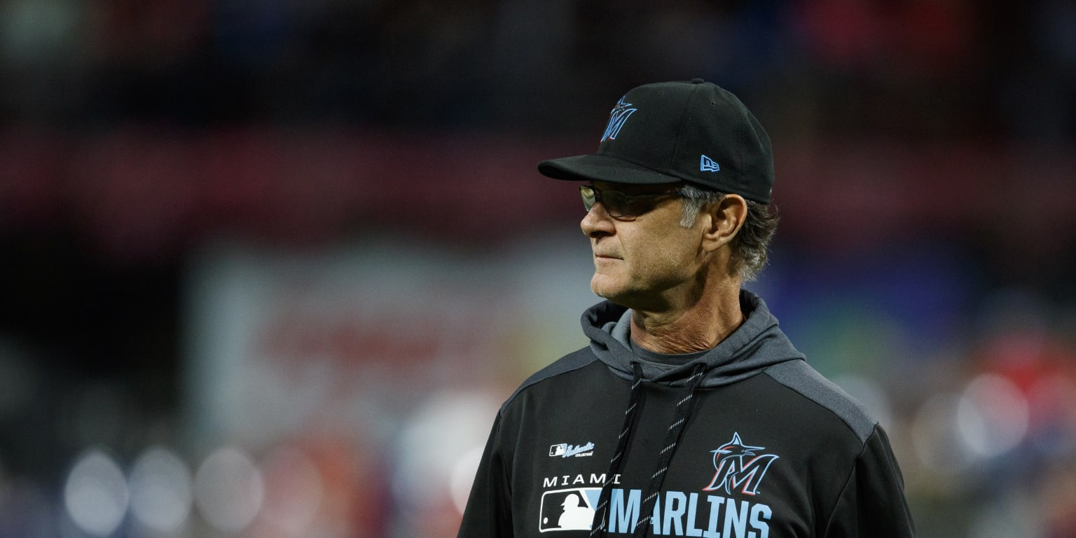 What will Marlins' staff look like next year?