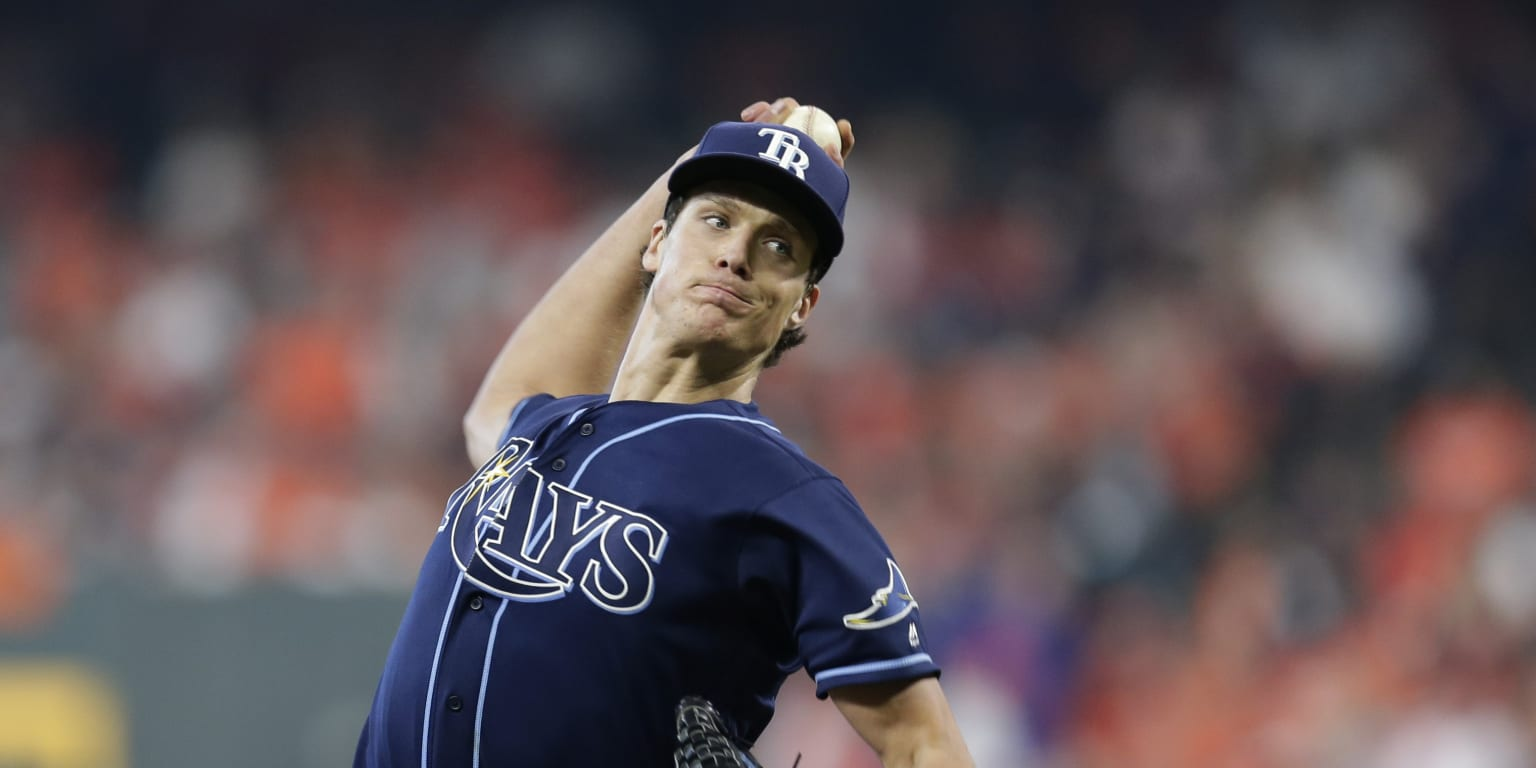 Glasnow, other Rays up for arbitration